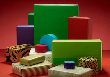 Colorful Custom Boxes