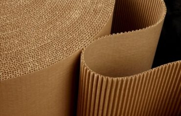 corrugated boxes paper